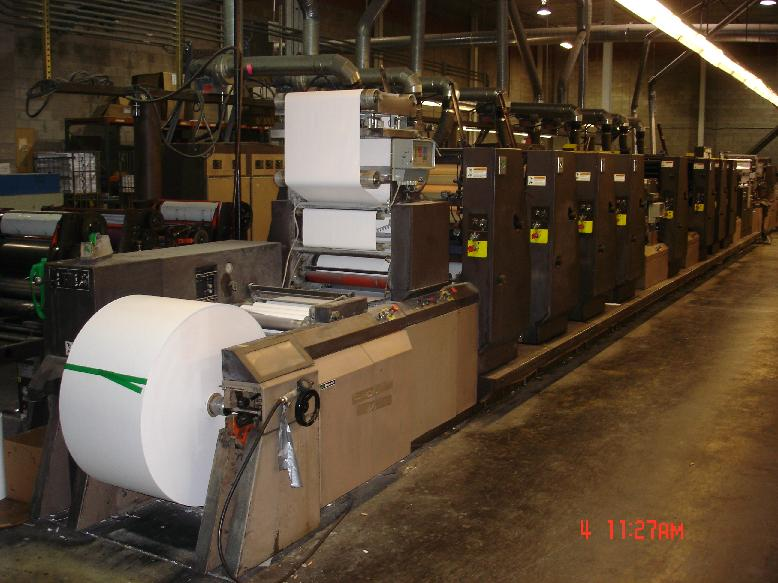 Why should you choose a used web press instead of a new one