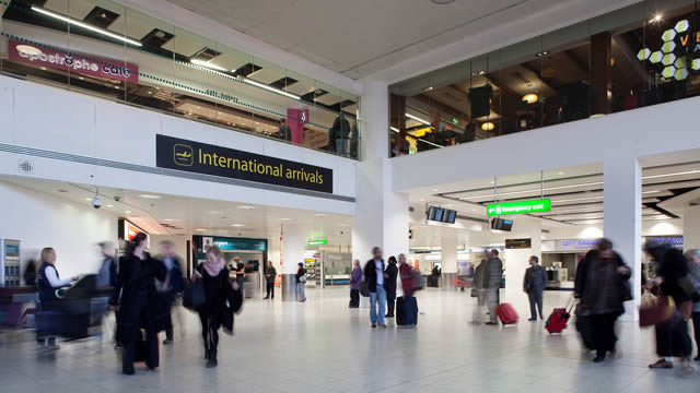 From Gatwick to Central London – Fast Airport Transfers
