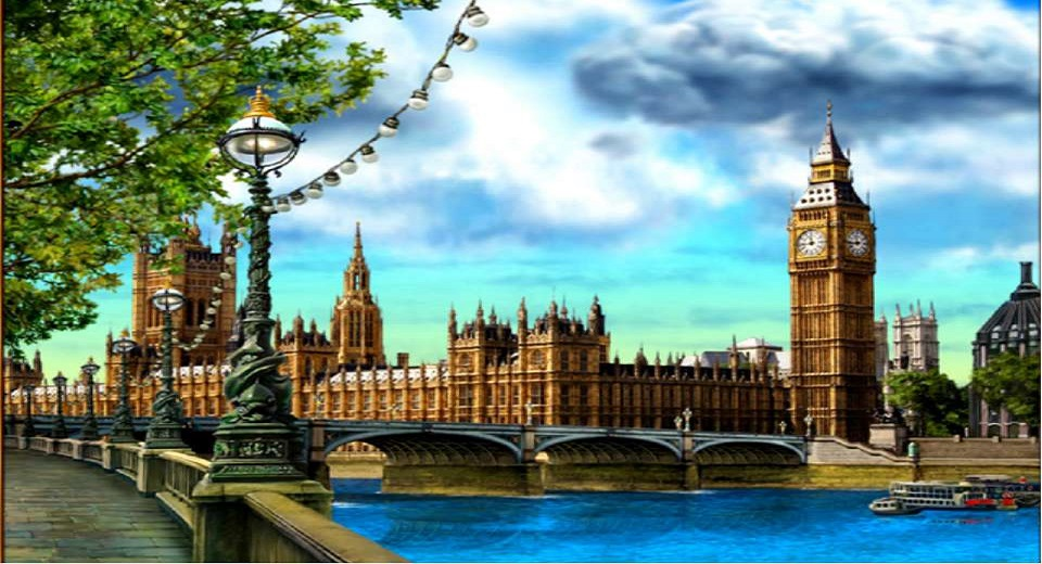 London, an attraction for the entire world