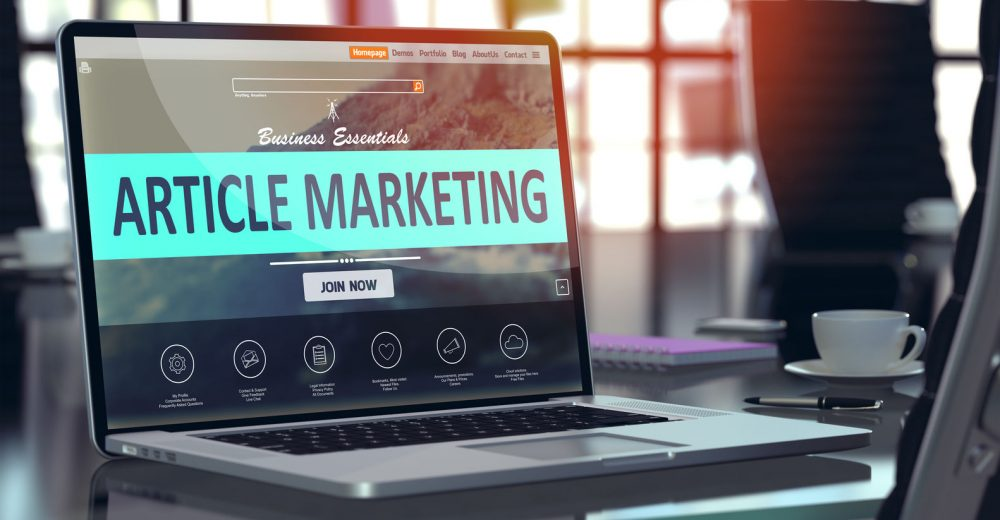 Article Marketing Can Make You A Success - Here's How